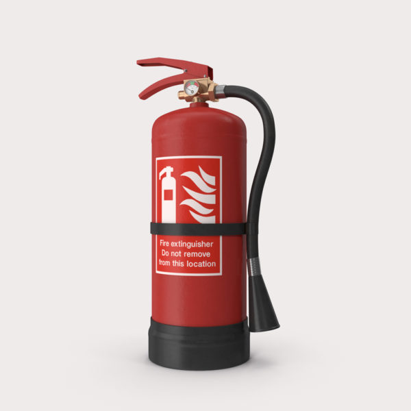 Extinguisher Air Water 9Ltr 3A