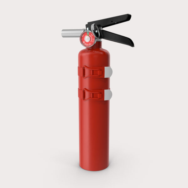 Extinguisher DCP 4.5kg 3A:60BE