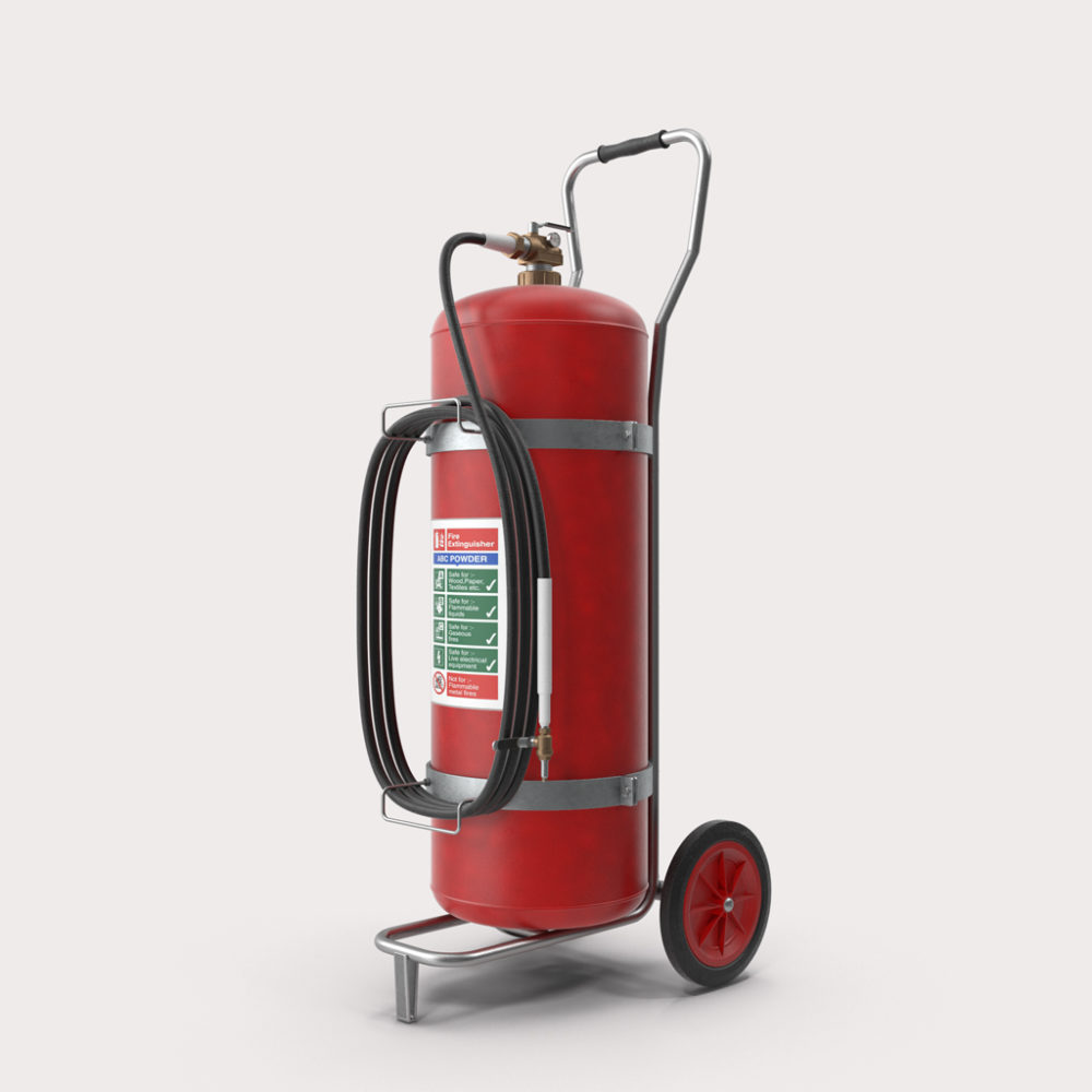 Extinguisher DCP 1.5kg 2A:30BE